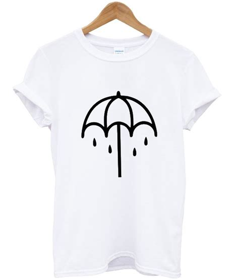 Sweater Bring Me The Horizon Umbrella Hitam bring me the horizon umbrella logo t shirt
