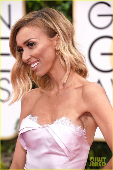 giuliana rancic thinning hair the 72nd golden globes red carpet and ceremony viewing