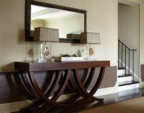Hallway Foyer Table De Entrada Veja 40 Entradas Triunfais E Dicas De