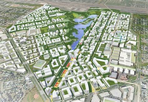 urban layout plan sustainable urban designs and concepts from canada ecofriend