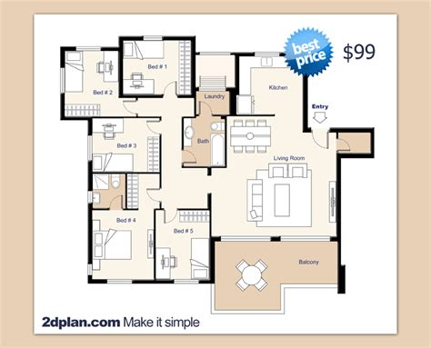 residential blueprints residential floor plans illustrations luxamcc
