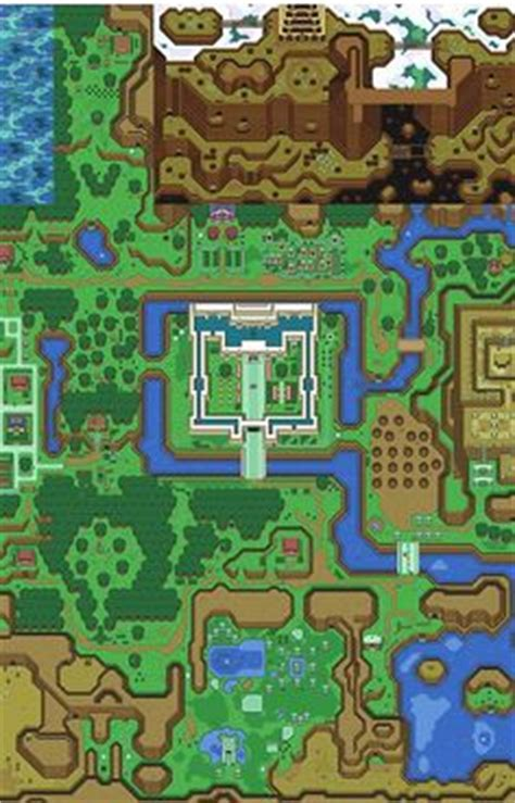 legend of zelda rom map zelda rom dump map for desktop backgrounds gaming