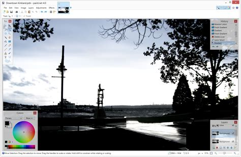 Get Paint | paint net free software for digital photo editing