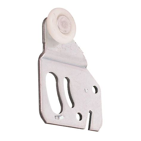 Closet Door Roller by Prime Line 1 16 In Offset 3 4 In Wheel Closet Door