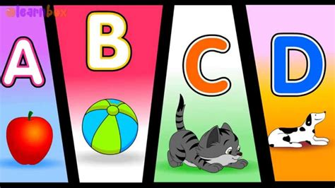 A For a is for apple nursery rhyme a for apple phonics song for
