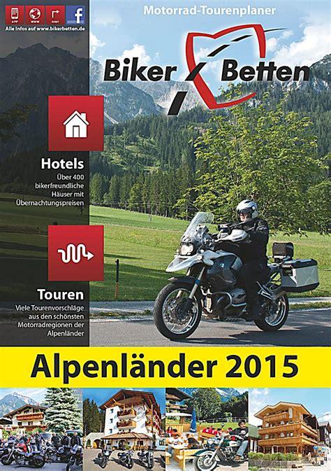 biker betten biker betten alpenl 228 nder 2015 buch portofrei bei weltbild ch