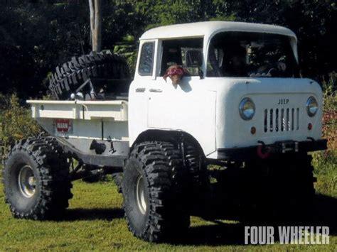 Jeep Forward Find 1961 Jeep Fc170 4x4 Forward Cab Flathead Parts