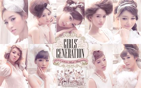 my as a pop album my as an album books s ne s generation 소원시대 generation 1st japan album