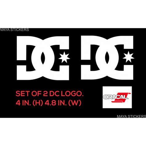 Bike Sticker Logo by Custom Dc Logo Sticker For Yamaha Fz Buy Stickers