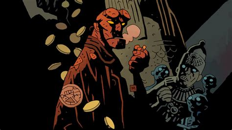 hellboy omnibus volume 4 hellboy in hell hellboy universe reading order bprd graphic novels