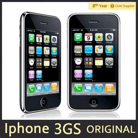 Iphone 6 16gb Second Original 100 Not Refurbished Not Rakitan Batam 100 unlocked original iphone 3gs mobile phone 8gb 16gb 32gb rom gps 3 0mp 3 5 quot touchscreen 3g
