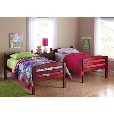cheap double headboards bedroom cheap twin beds cool for teens kids bunk teenagers