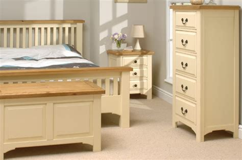 cream and wood bedroom furniture clermont shabby chic furniture with free delivery pine solutions