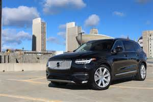 Volvo Xc90 Test Drive Test Drive 2016 Volvo Xc90 Takes On The Bmw X5