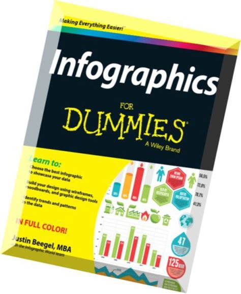 graphics design for dummies download infographics for dummies pdf magazine