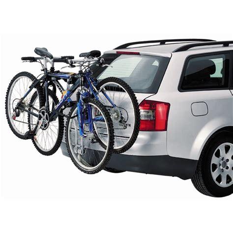 porta bici x auto porta bici gancio traino thule xpress 970 per 2 bici