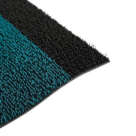 big shag rugs buy chilewich large stripe shag rug multi 61x91cm amara