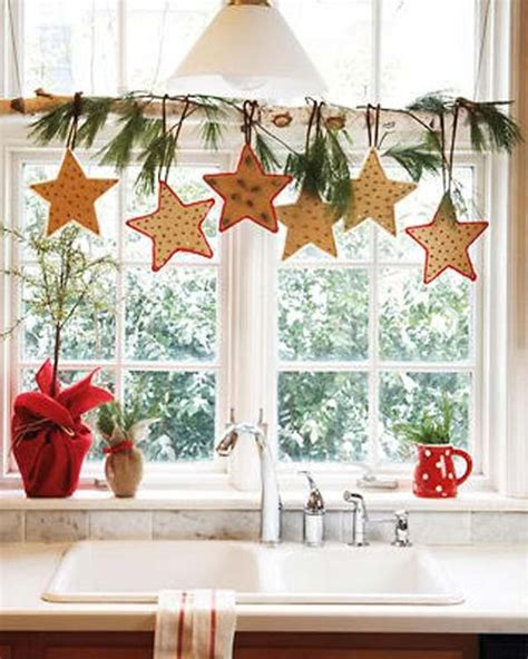 hanging ornaments in window 37 window d 233 corations digsdigs