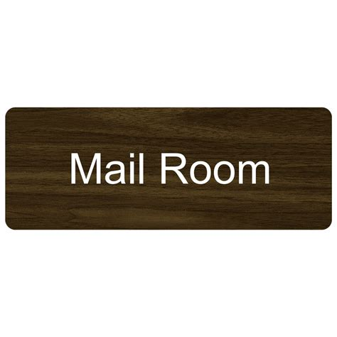 room name signs mail room engraved sign egre 415 whtonwlnt wayfinding room name