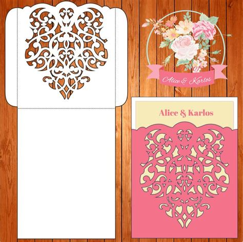 wedding card template apracticalwedding sobre de la boda tarjeta plantilla arabescos figuras