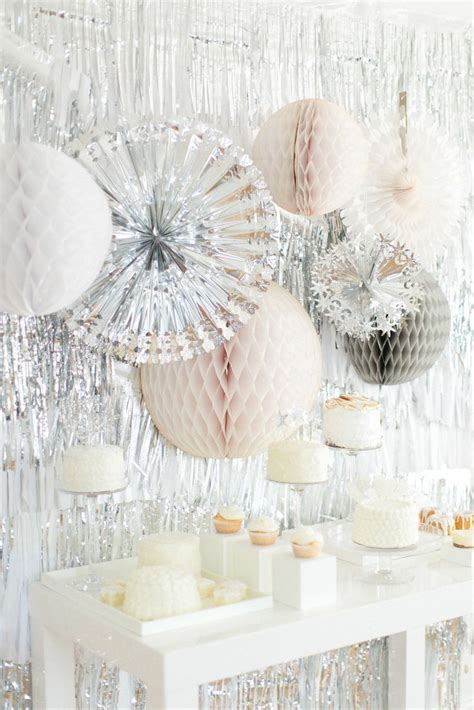 white winter themed decorations 25 best ideas about all white on