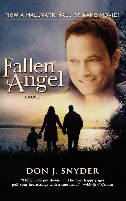 fallen angel film fallen angel book by don j snyder official publisher