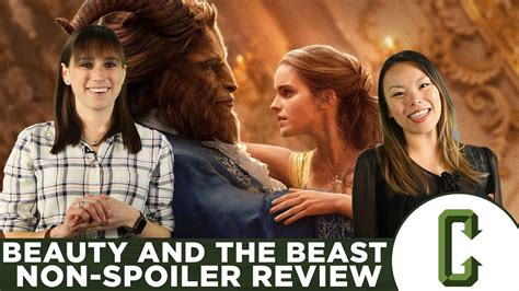 beauty   beast  spoiler review collider video youtube