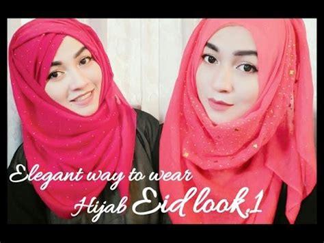 tutorial hijab barbie bel hijab style buzzpls com