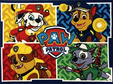 area rugs canada free shipping paw patrol character area rug new free shipping ebay