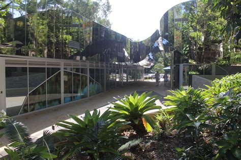 Cairns Botanic Gardens Cairns Botanic Gardens Visitor Centre Built On Experience
