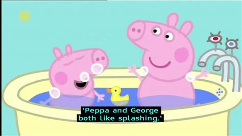 peppa pig goodnight peppa youtube peppa pig series2 bedtime with subtitles youtube