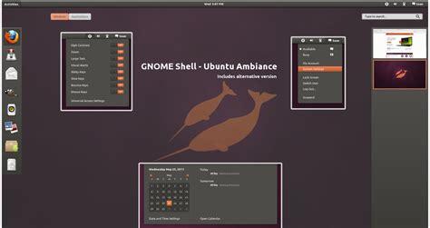 ubuntu themes gnome shell ubuntu gnome themes