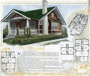 The pomona 1920 aladdin homes floor plans of early kit homes pin