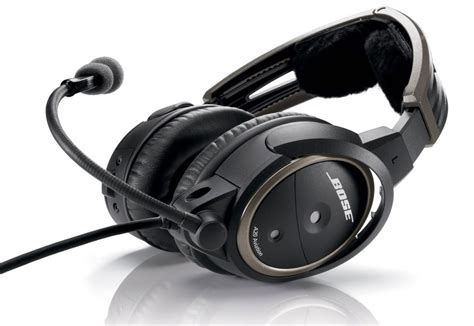 Headset Bose bose a20 aviation headset significantly improved noise reduction extravaganzi