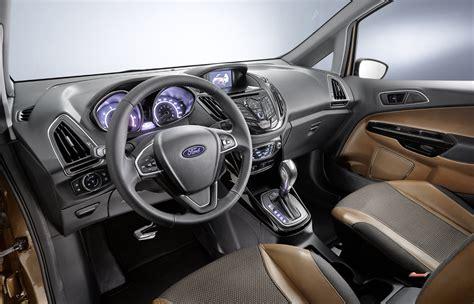 B Max Interior by Le Ford B Max Obtient Le Troph 233 E De L Innovation Autoday