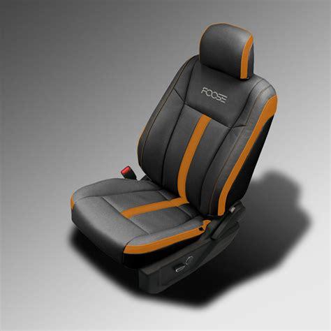 Car Seat Upholstery Fabric Ford F150 Crew Cab Xlt Katzkin Foose Edition Leather