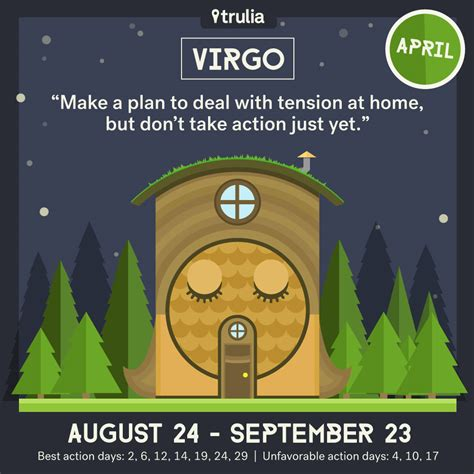 trulia s 12 houses april horoscope money matters