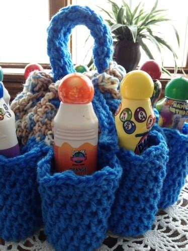 crochet pattern for bingo bag bingo bag in blue and tan my mom s making these go check