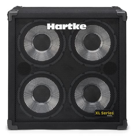hartke 410 transporter bass cabinet hartke 410xl bass cab 400w cabinet 4x10 8 ohms h410b 410