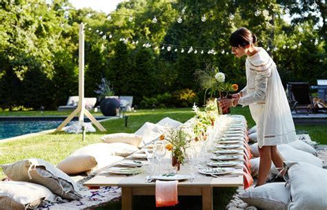 Tischdeko Gartenfest 50 ideen f 252 r tischdeko gartenparty unter freunden