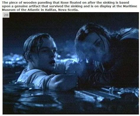 Titanic Film Unknown Facts | very interesting facts about the movie titanic 33 pics