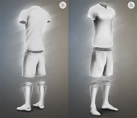 football kit templates for photoshop football kit template by jay5204 deviantart com on