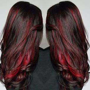 15 Sumptuous Peekaboo Hair Color Ideas   HairstyleCamp