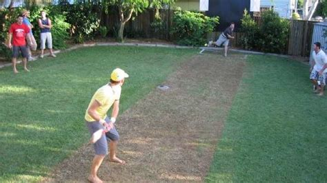 backyard cricket your guide to backyard cricket south coast register