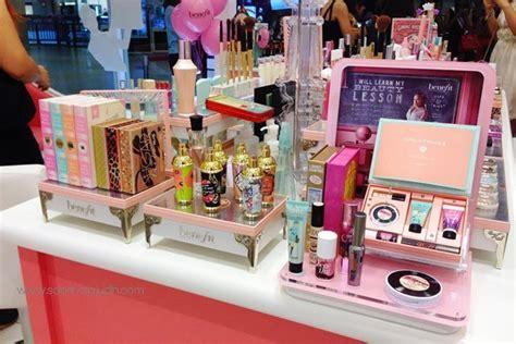 Makeup Benefit Malaysia benefit cosmetics boutique 1 utama shop tour price list