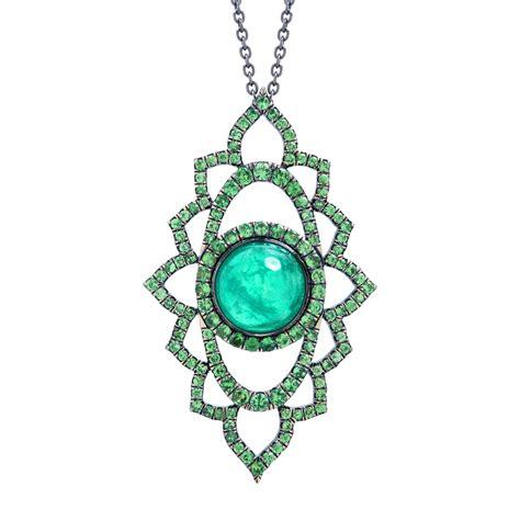 chakra pendant necklace kandiyoti