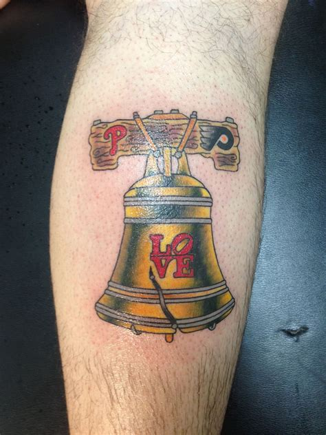 1980 tattoo designs my liberty bell philly pride tattoos