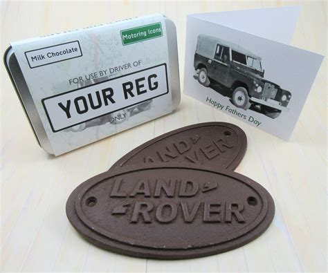 land rover gift idea gift card and personalised - Rover Gift Card