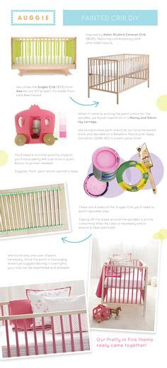 best 25 painted cribs ideas on crib makeover