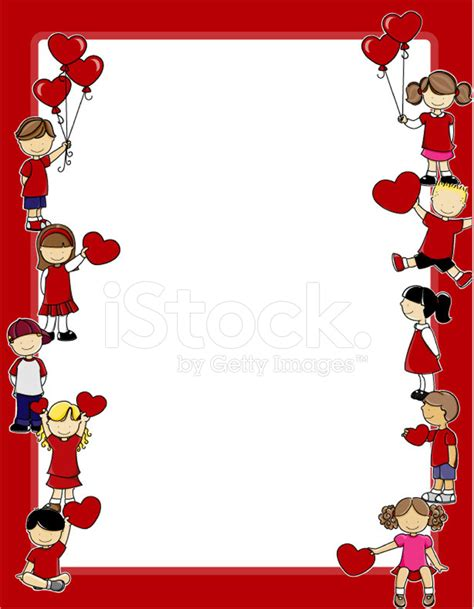 valentines picture frames s frame stock vector freeimages